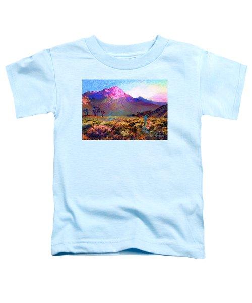 Kokopelli Dawn Toddler T-Shirt