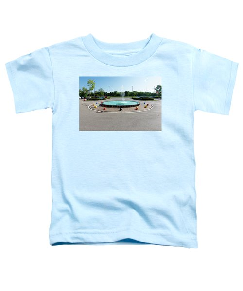 Euro New Topographics 18 Toddler T-Shirt