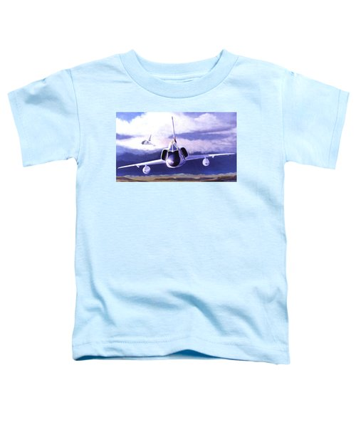F-106a Head-on Toddler T-Shirt