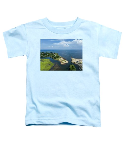 Fairfield And Black Rock Connecticut Toddler T-Shirt