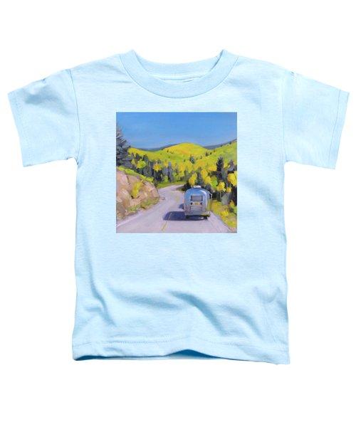 Fall Road Trip Toddler T-Shirt