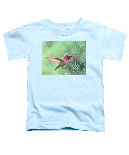 Fancy Too Toddler T-Shirt