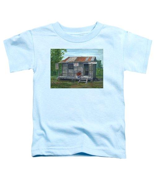 Fish Store, Natchitoches Parish, Louisiana Toddler T-Shirt