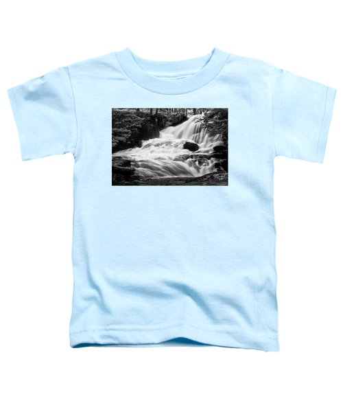 French Alps Stream Toddler T-Shirt