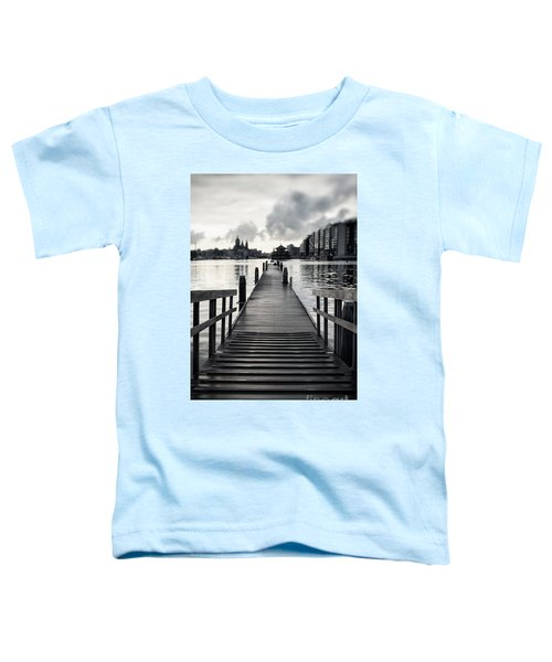 From The Solid Ground... Toddler T-Shirt