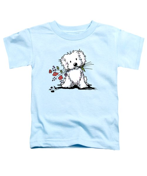 Garden Helper Toddler T-Shirt
