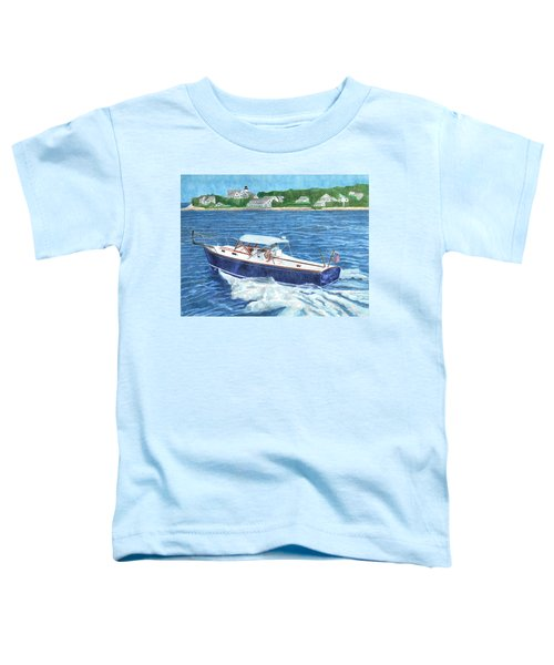 Great Ackpectations Nantucket Toddler T-Shirt
