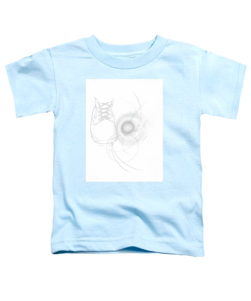 Ground Work No. 5 Toddler T-Shirt