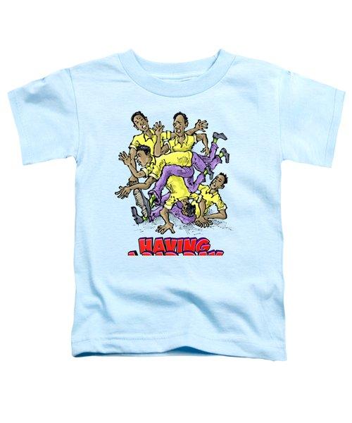 Having A Bad Day Toddler T-Shirt