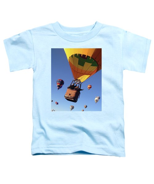 Hi From Up High Toddler T-Shirt