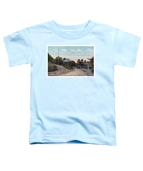 Howard Blvd. Mount Arlington Toddler T-Shirt