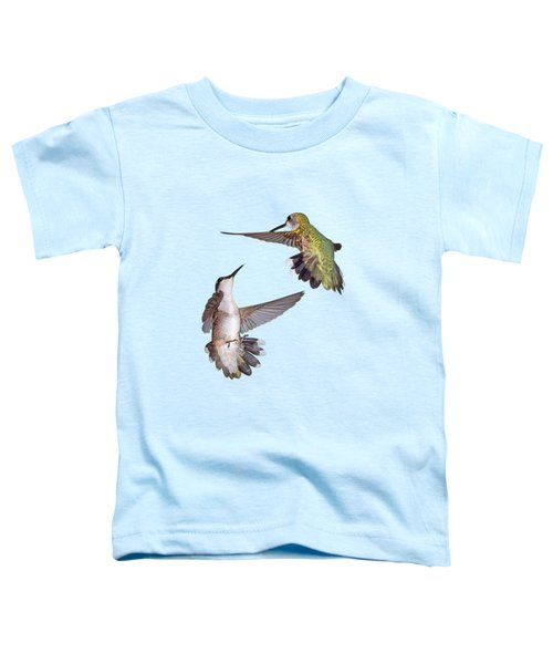 Hummingbirds - Defensive Dance Toddler T-Shirt