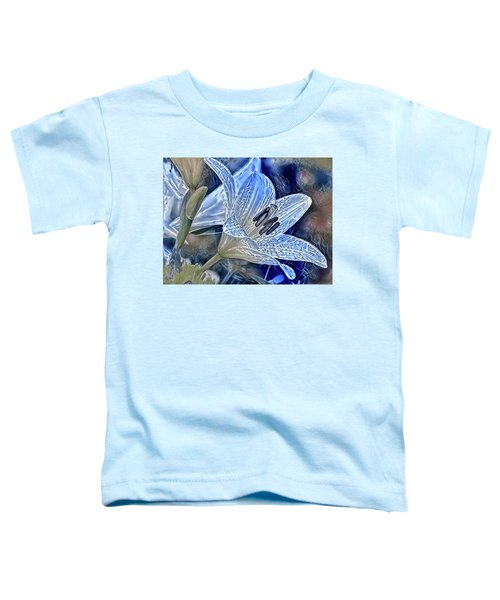 Ice Lily Toddler T-Shirt