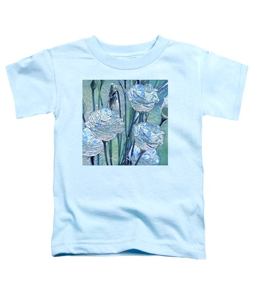Ice Lisianthus Toddler T-Shirt