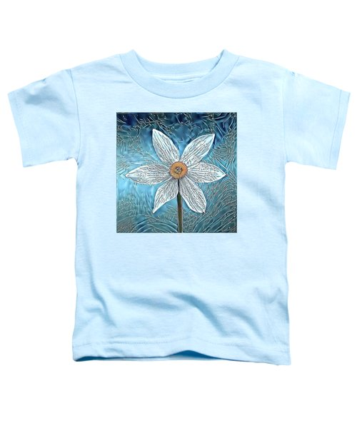 Ice Ornithogalum Toddler T-Shirt