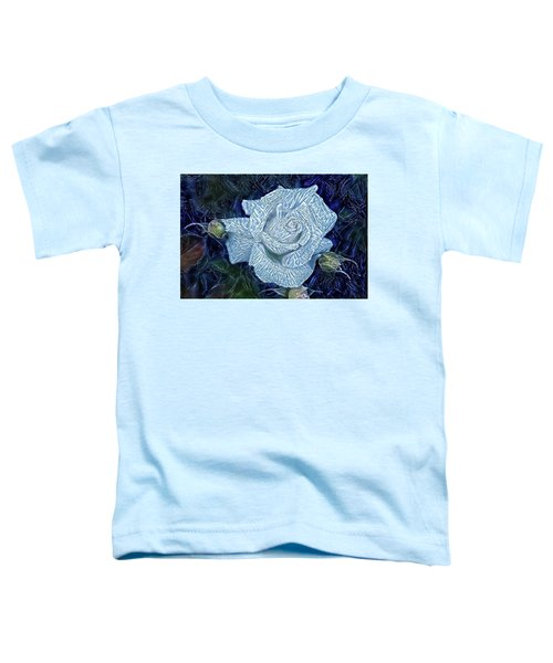 Ice Rose Toddler T-Shirt