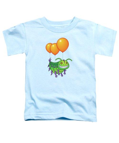 Impatient Caterpillar Toddler T-Shirt