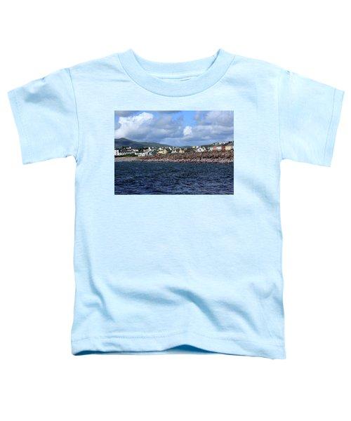 Irish Seaside Village, Co Kerry  Toddler T-Shirt