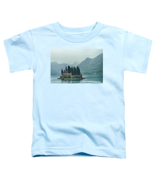 Island Church Of St George Toddler T-Shirt