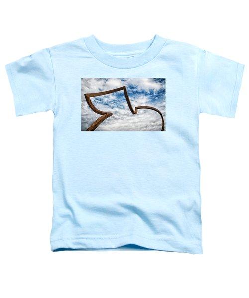 Just Around The Corner Toddler T-Shirt