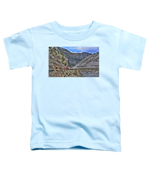 Just Passing Through Toddler T-Shirt
