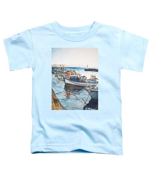 Kalk Bay Morning Toddler T-Shirt