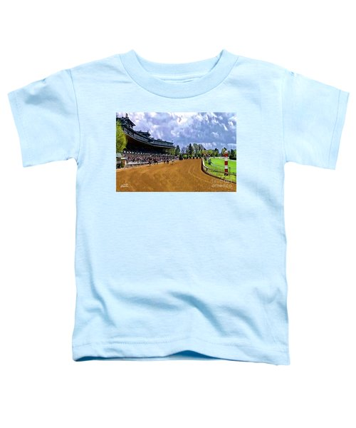 Keeneland The Stretch Toddler T-Shirt