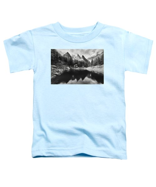 Lake Verde In The Alps IIi Toddler T-Shirt