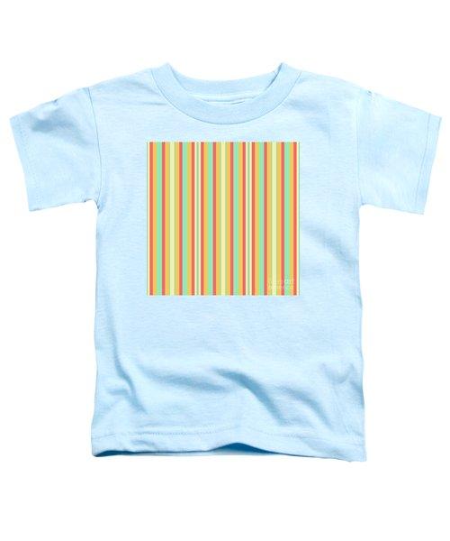 Lines Or Stripes Vintage Or Retro Color Background - Dde589 Toddler T-Shirt
