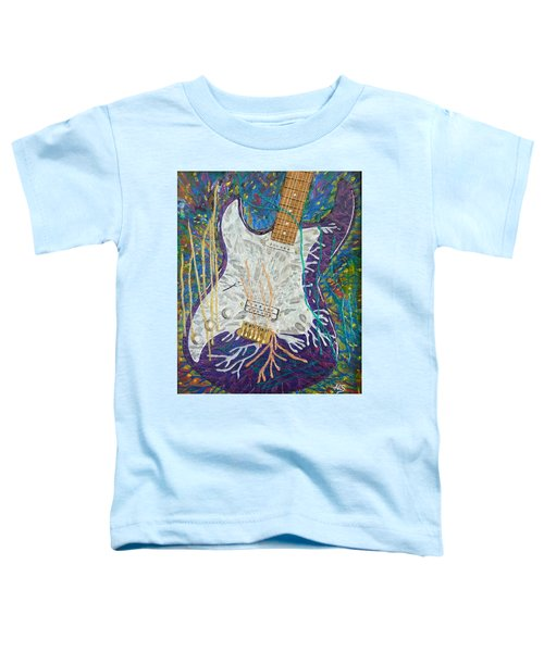 Liquid Metal Toddler T-Shirt