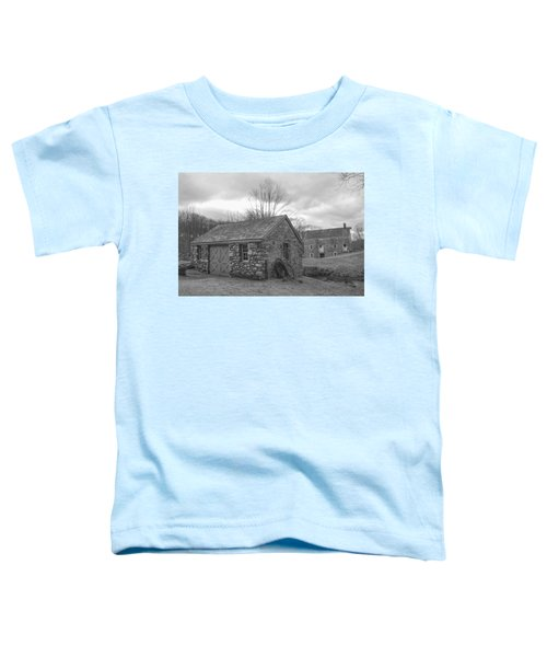 Lock House And Store - Waterloo Village Toddler T-Shirt