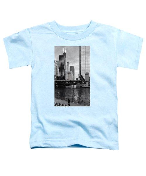 Lone Walk Toddler T-Shirt