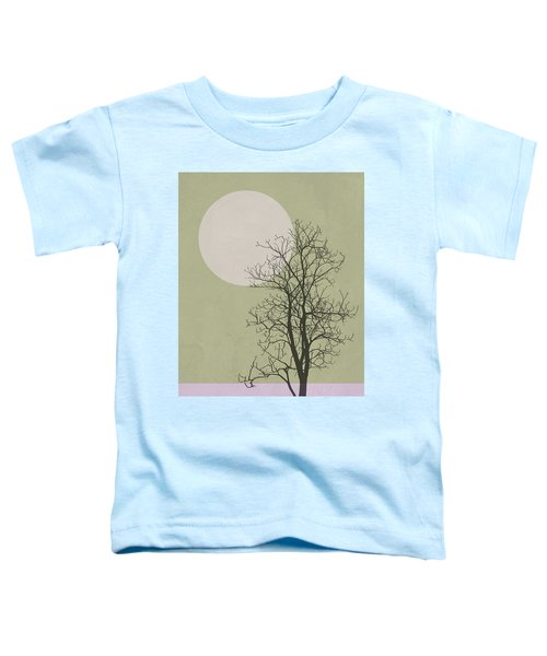 Lonely Winter Tree Toddler T-Shirt