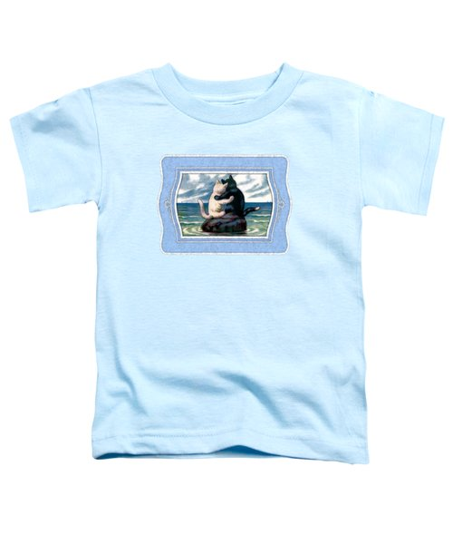 Love On The Rocks Toddler T-Shirt