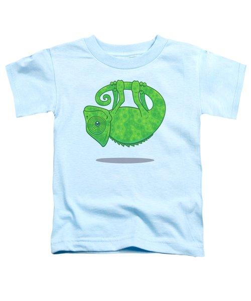 Magical Chameleon Toddler T-Shirt