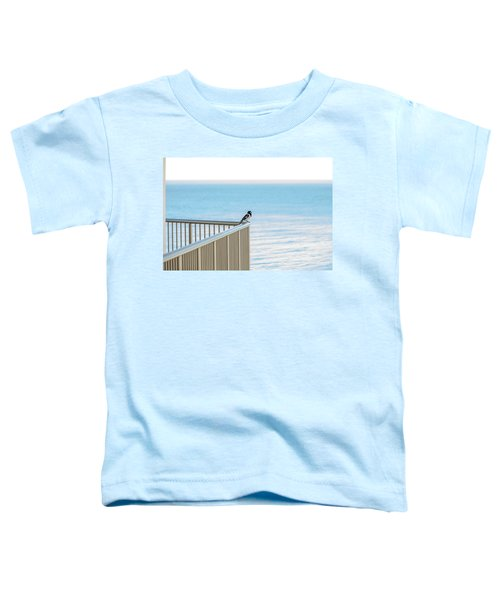Magpie In Waiting Toddler T-Shirt
