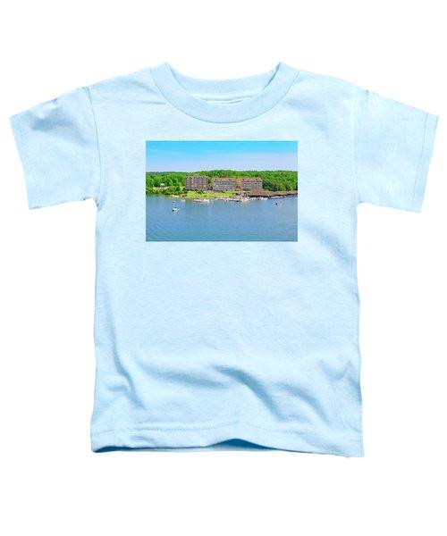 Mariners Landing Poker Run Toddler T-Shirt