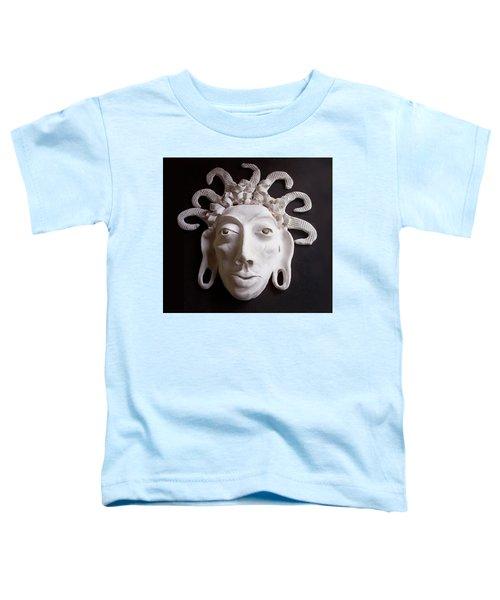 Mask The Aztec Toddler T-Shirt