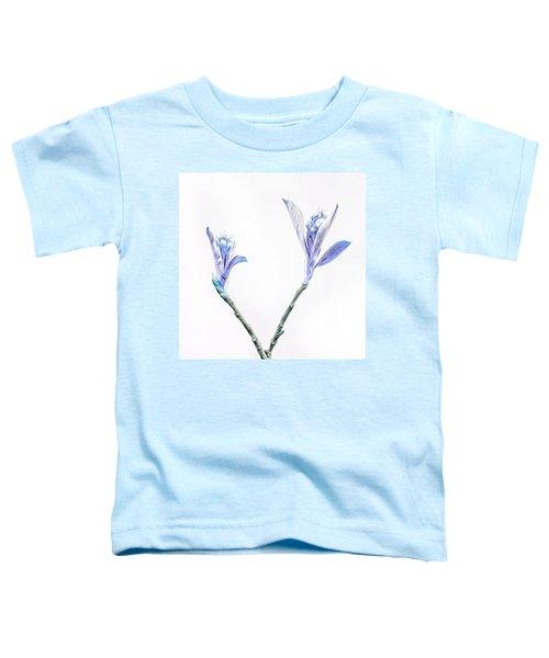Minimalist Chokeberry Buds Toddler T-Shirt