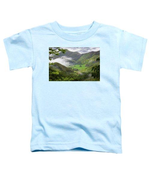 Misty Farm I Toddler T-Shirt