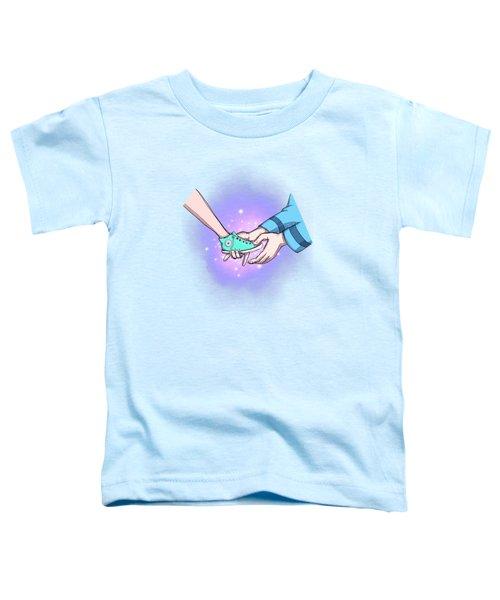 Modern Princess Toddler T-Shirt