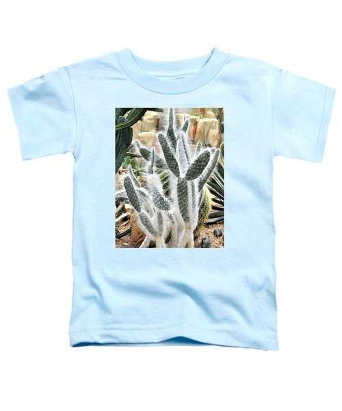 Mojave Prickly Pear Toddler T-Shirt