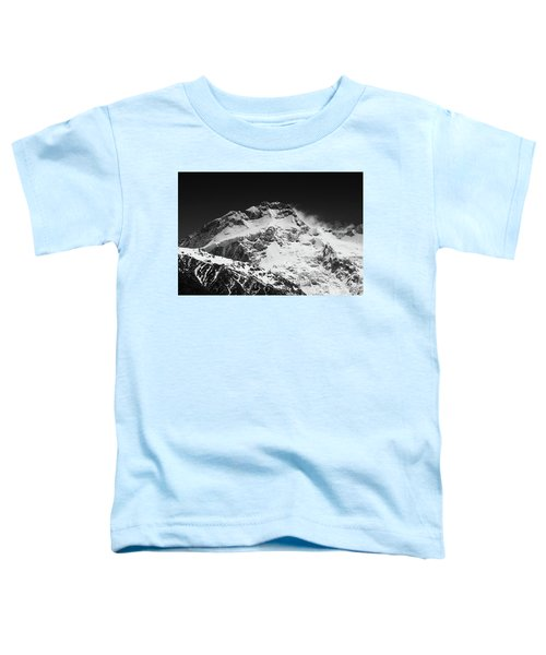 Monochrome Mount Sefton Toddler T-Shirt