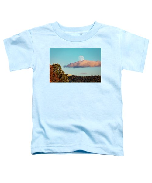 Moon Over Summit House Toddler T-Shirt