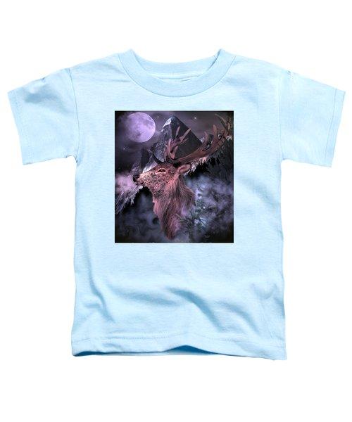 Moonlight Buck Toddler T-Shirt