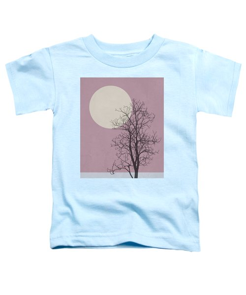 Morning Tree Toddler T-Shirt