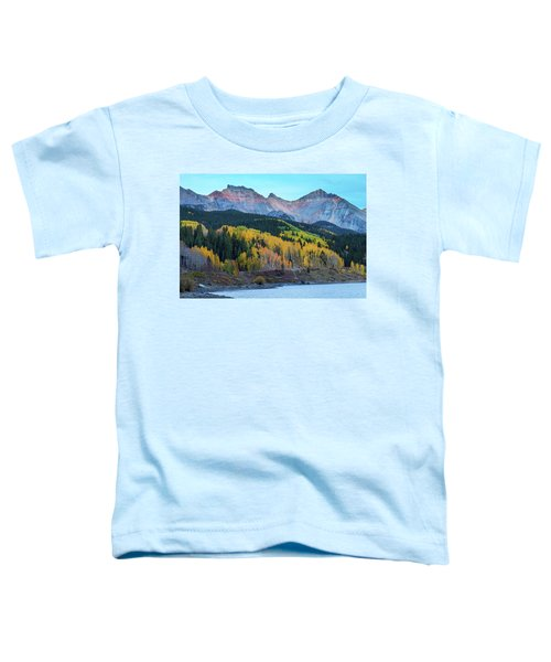 Toddler T-Shirt featuring the photograph Mountain Trout Lake Wonder by James BO Insogna