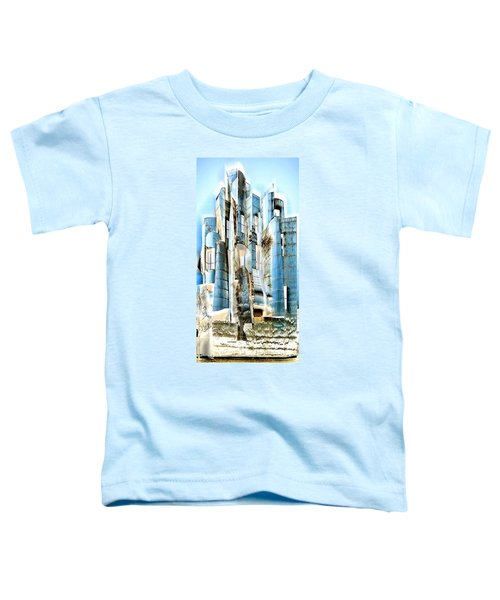 My Fortress Of Dancing Steel Toddler T-Shirt