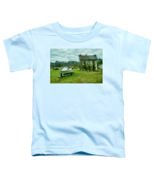 Auntie's Old House Toddler T-Shirt