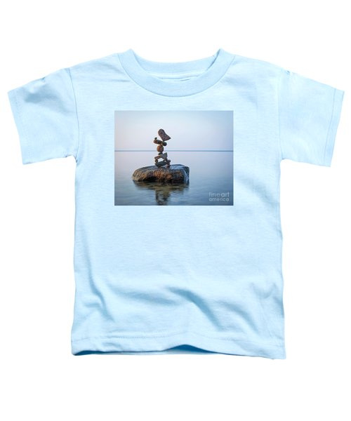 Zen Stack #9 Toddler T-Shirt